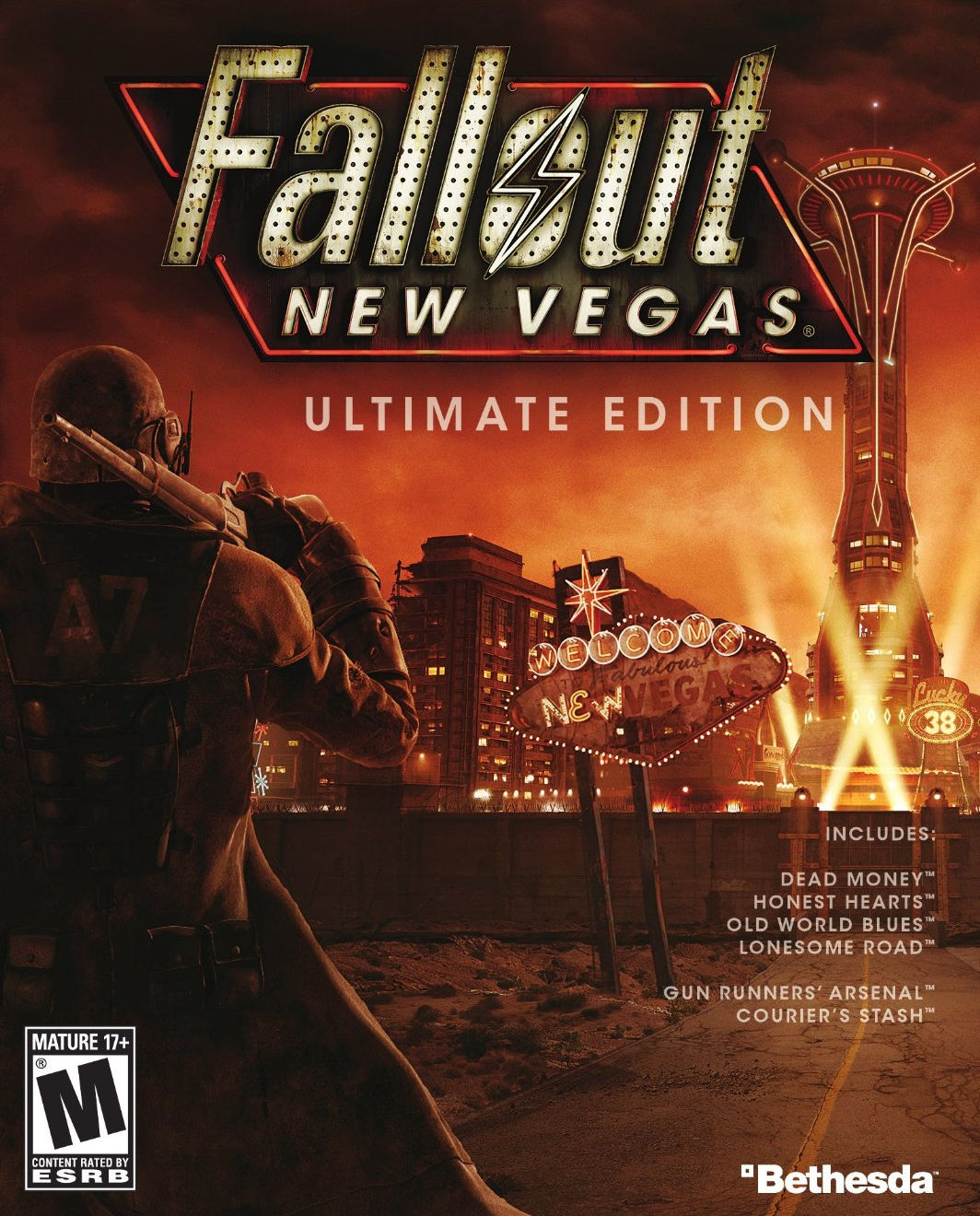 Фотография fallout: new vegas ultimate edition (steam) ru/cis