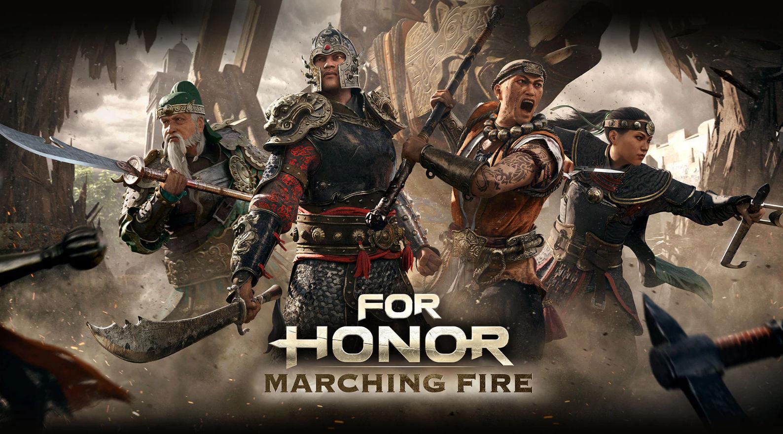 Фотография z for honor - marching fire edition (uplay) ru/cis