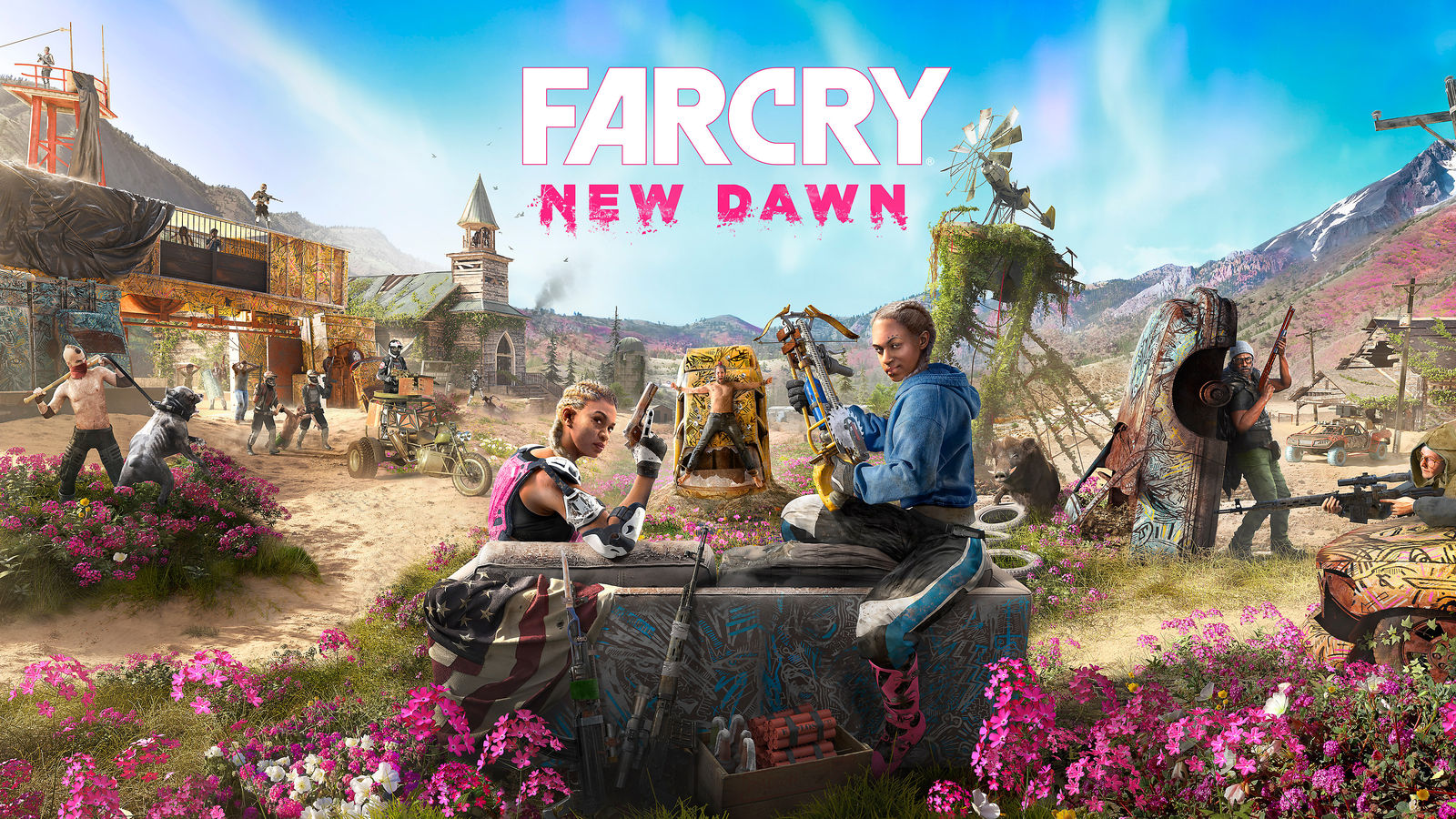 far cry new dawn (uplay) ru/cis 390 rur