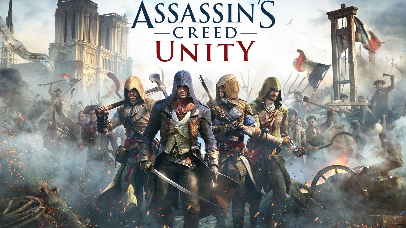 assassin's creed unity edinstvo (uplay) ru/cis 165 rur