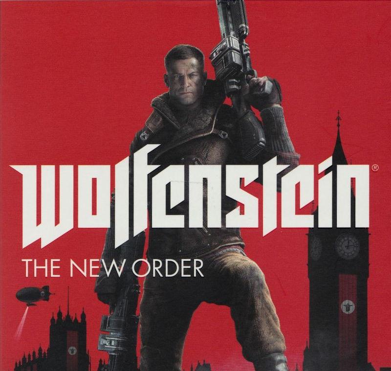 Фотография wolfenstein: the new order (steam) ru/cis