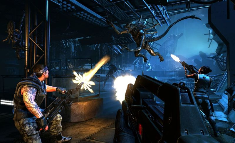 z Aliens: Colonial Marines (Steam) + СКИДКИ