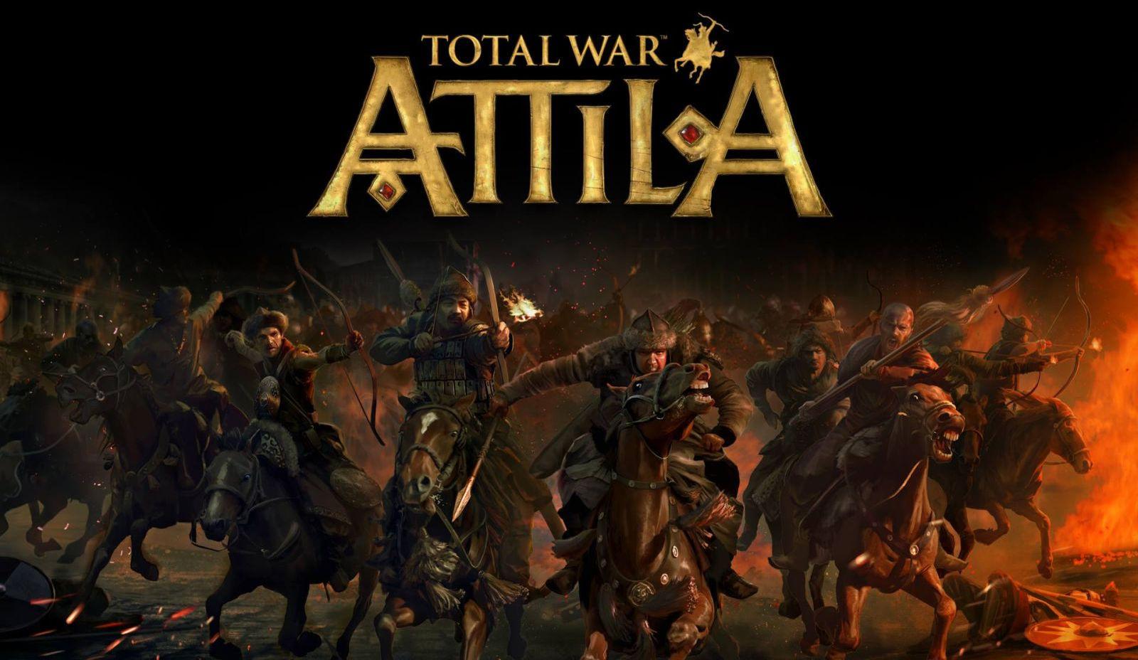 total war: attila (steam) ru/cis 375 rur
