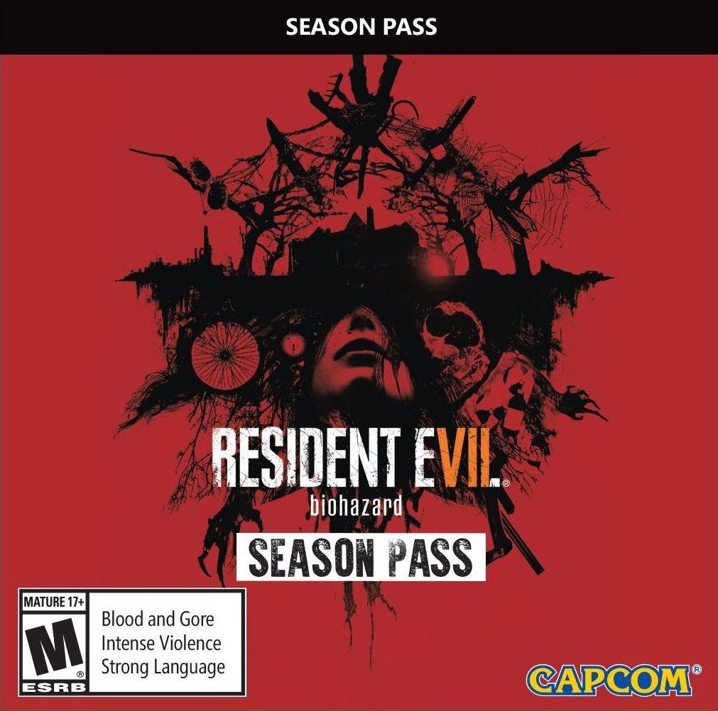 Resident Evil 7 Biohazard Season Pass (Steam) RU/CIS