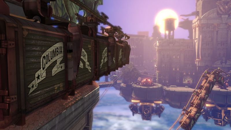 BioShock Infinite (Steam) RU/CIS