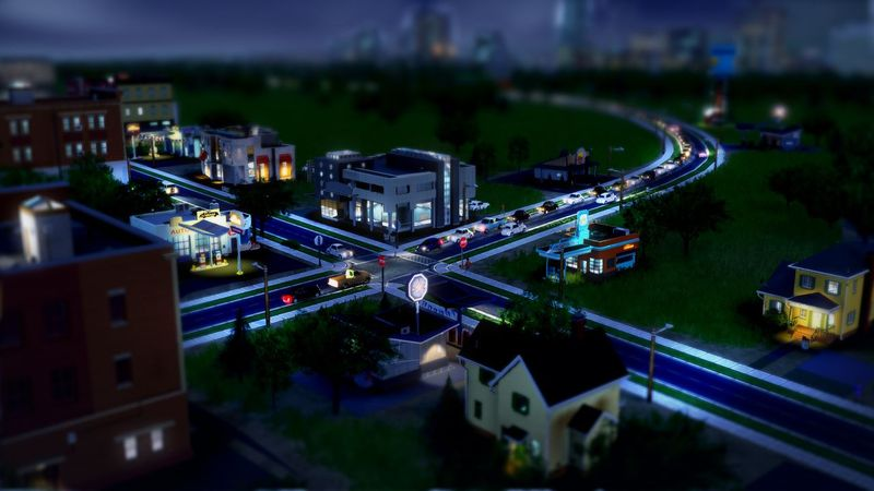 z SimCity 2013 (RUS) + discount + GIFTS