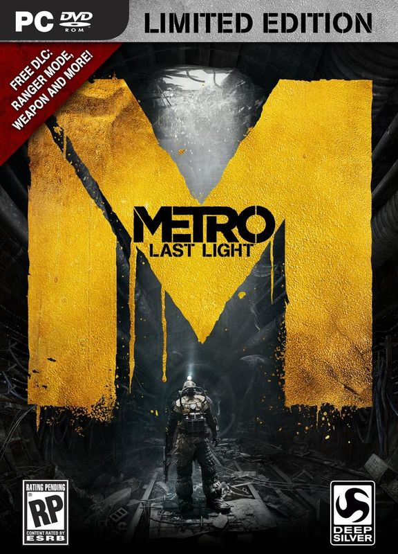 z Metro: Last Light (Steam) RU/CIS
