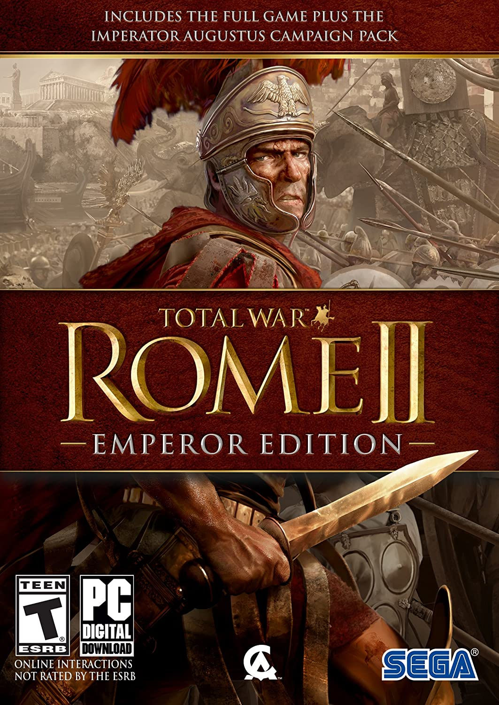 Фотография total war: rome ii 2 emperor edition (steam) ru/cis