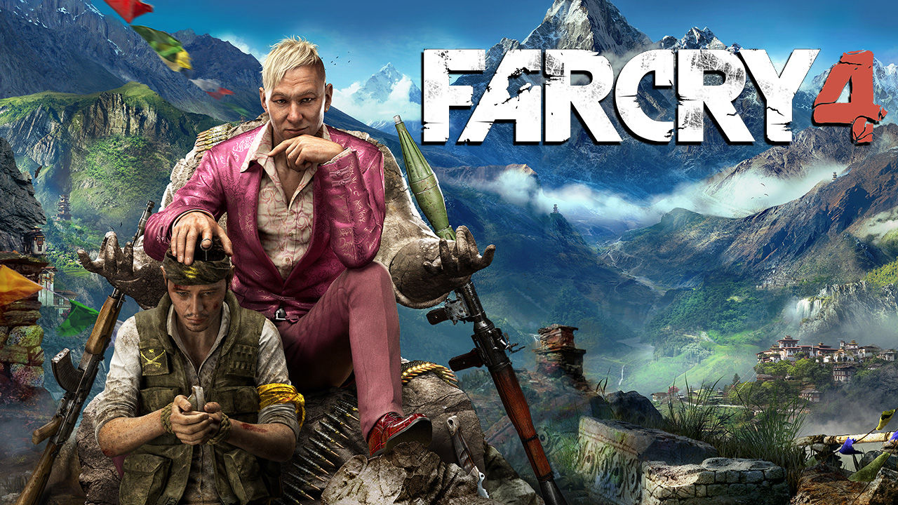 far cry 4 (uplay) ru/cis 319 rur