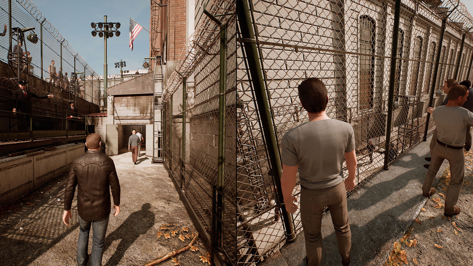 z A Way Out (Origin) RU/CIS
