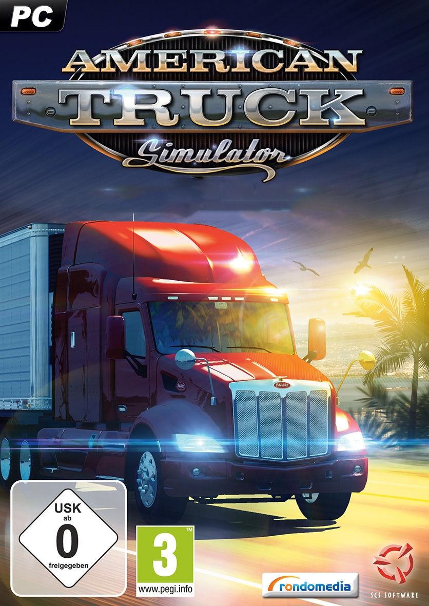 Фотография z american truck simulator gold edition (steam) ru/cis
