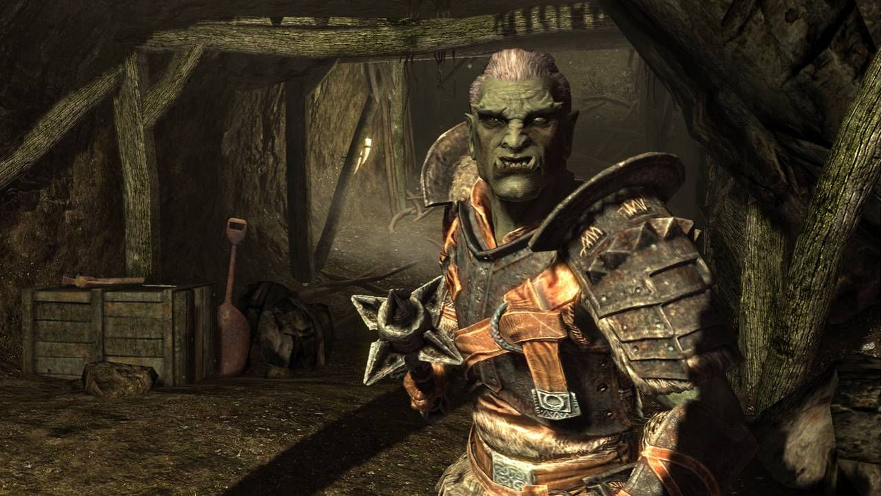 The Elder Scrolls V 5: Skyrim Legendary Edition (Steam)