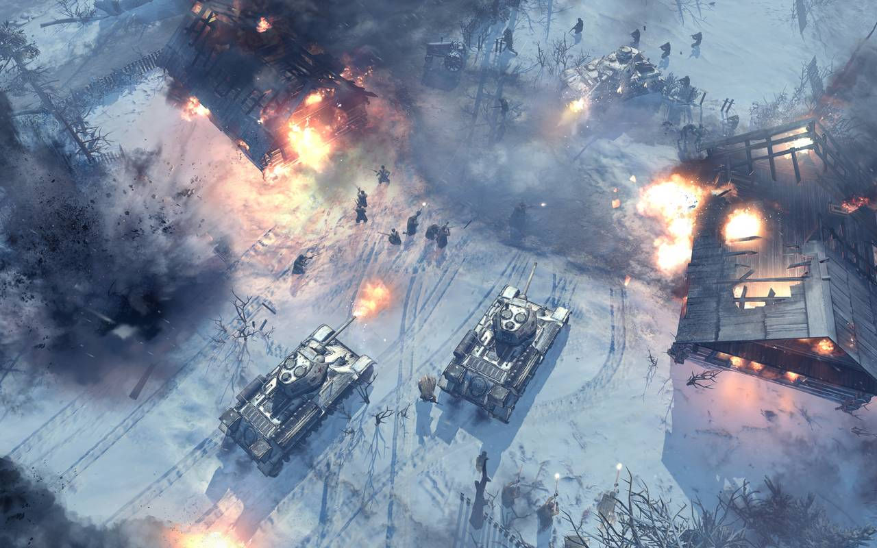 Company of Heroes 2: Master Collection (Steam) RU/CIS