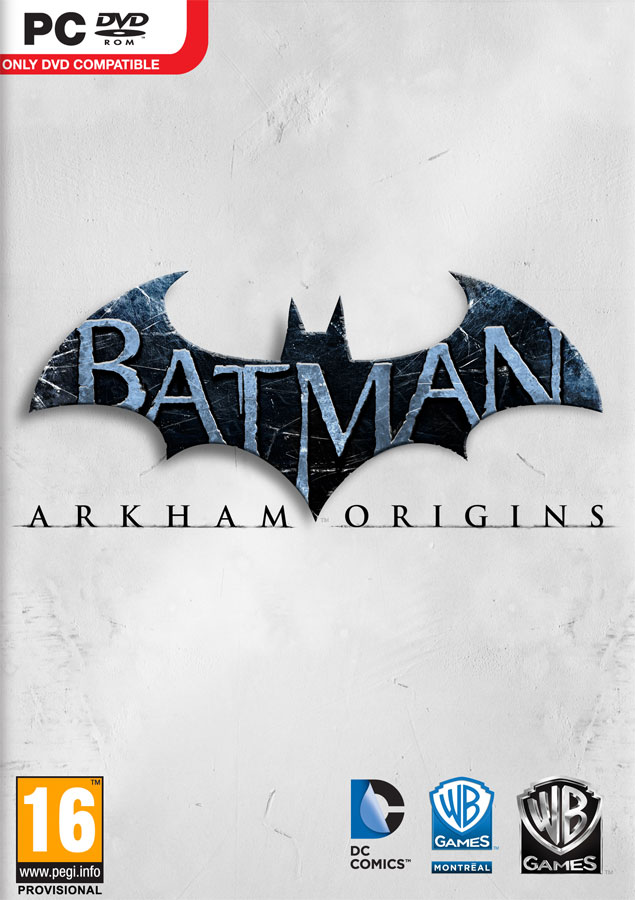 Batman: Arkham Origins (Steam) RU/CIS