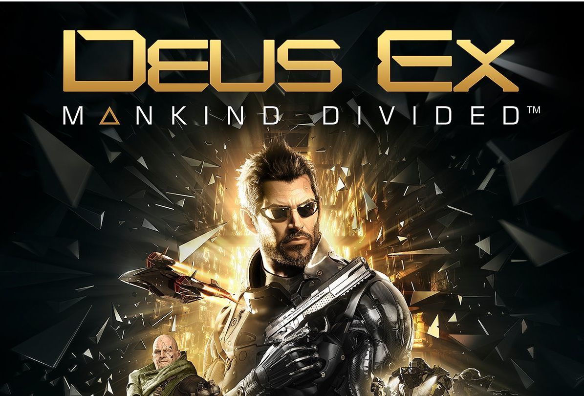 Deus Ex Mankind Divided Deluxe Edition (Steam) RU/CIS