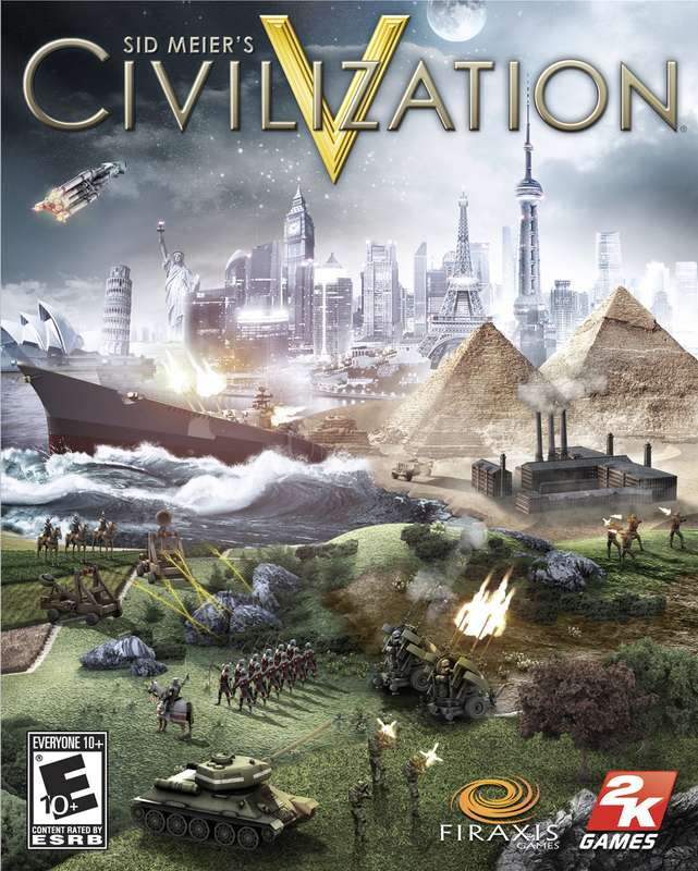 Civilization V 5 Цивилизация (Steam) RU/CIS