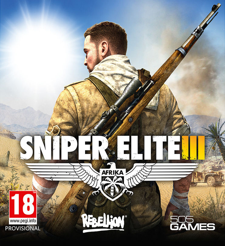Sniper Elite 3 III (Steam) RU/CIS