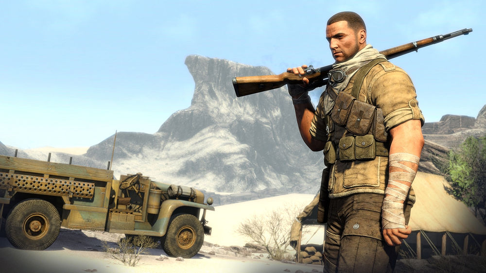 z Sniper Elite 3 III (Steam) RU/CIS