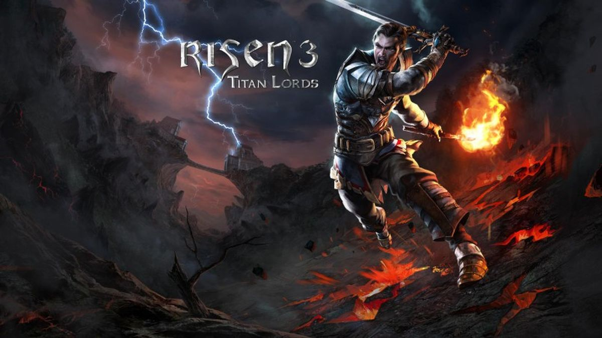 Risen 3 - Titan Lords + 3 DLC (Steam) RU/CIS