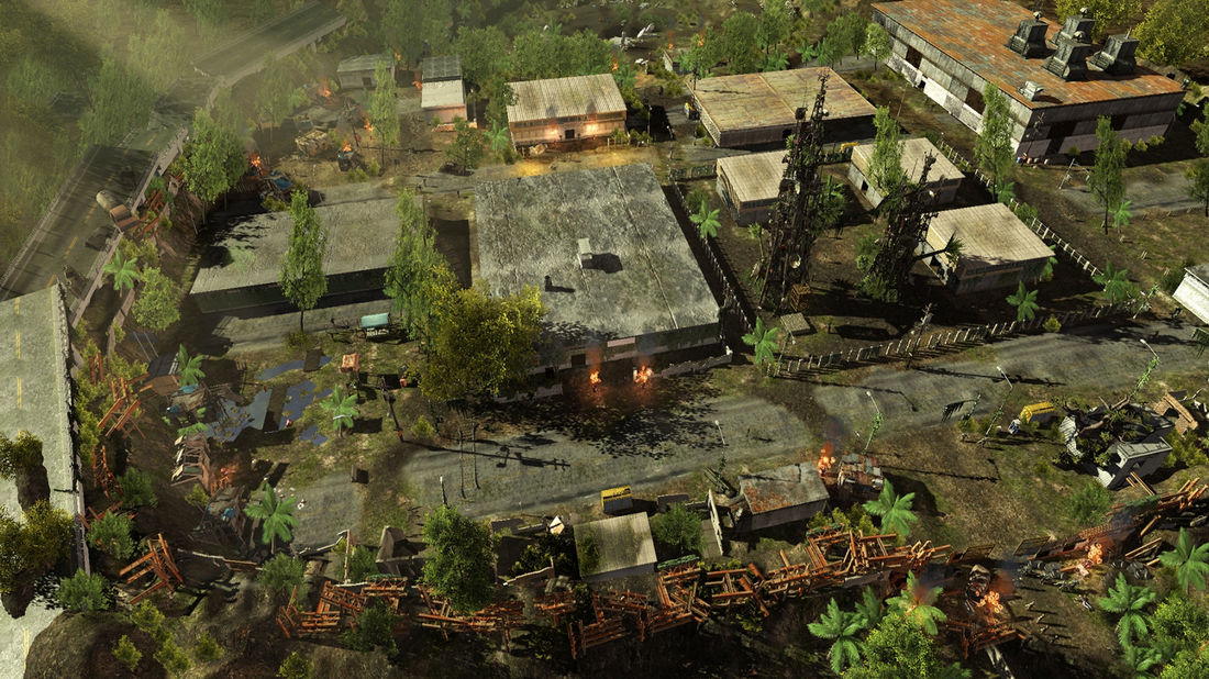 Wasteland 2 - Directors Cut (Steam) RU/CIS