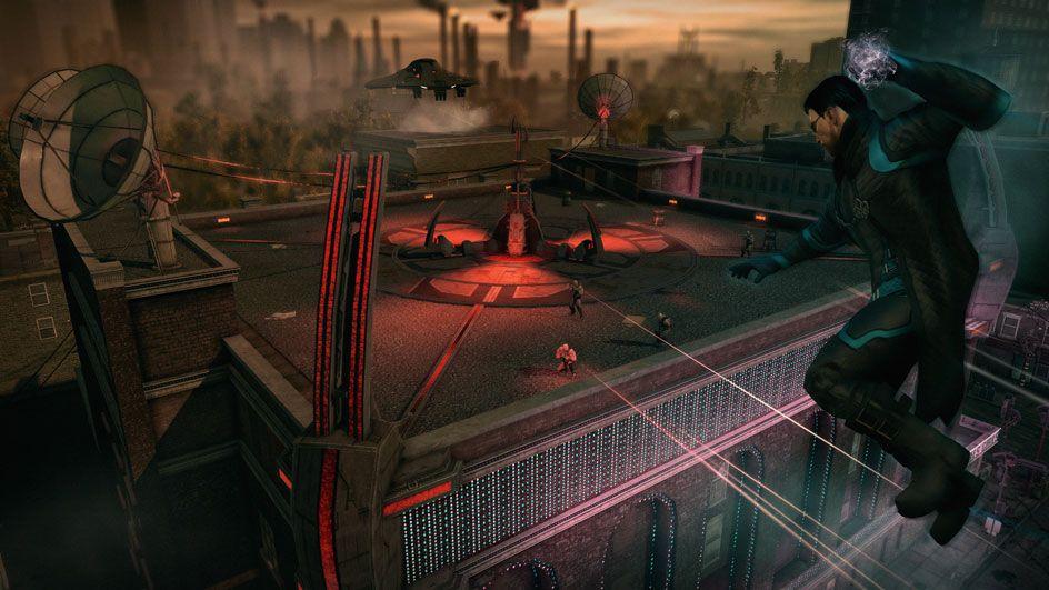 Скриншот  6 - Saints Row IV 4 GOTY (Steam)