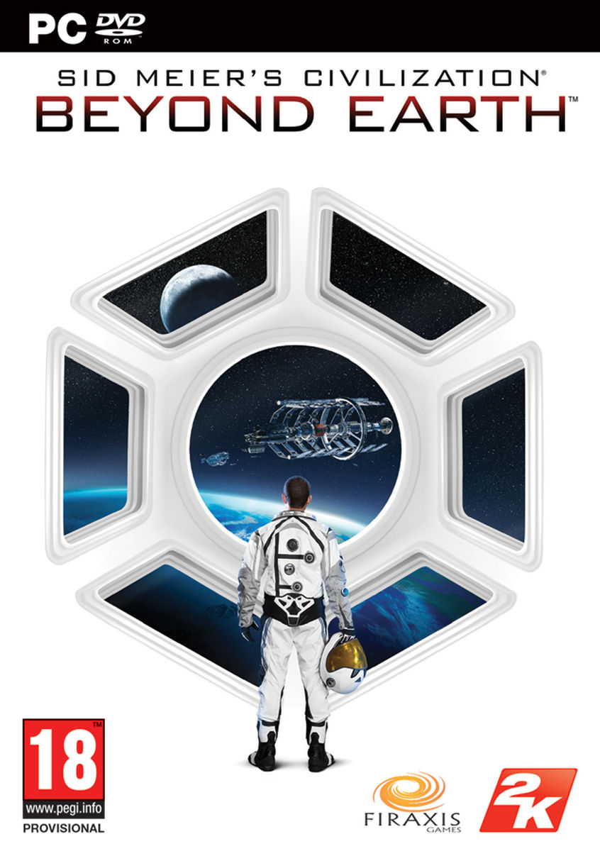 z Civilization: Beyond Earth + Exoplanets (Steam)RU/CIS