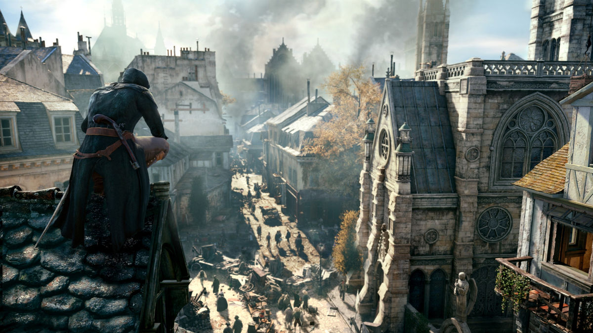 Assassin's Creed Unity (Uplay) RU/CIS