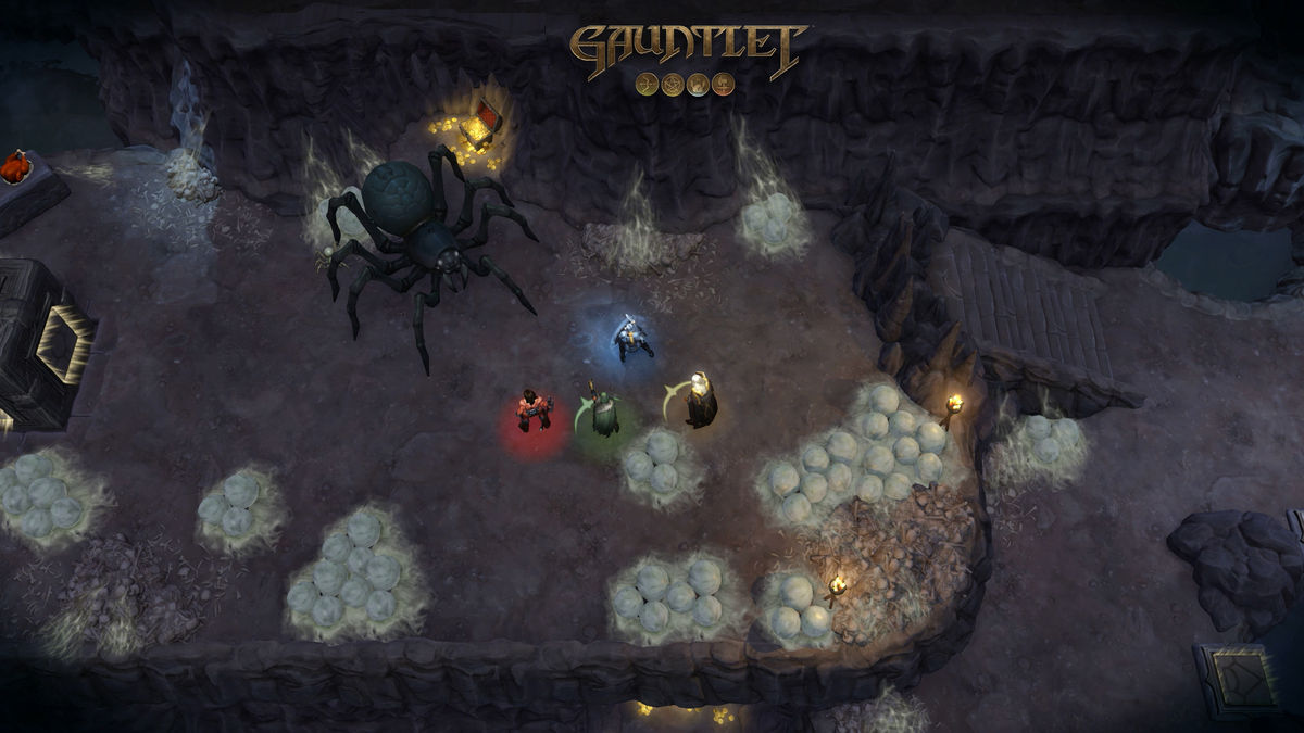 Gauntlet (Steam) Region Free