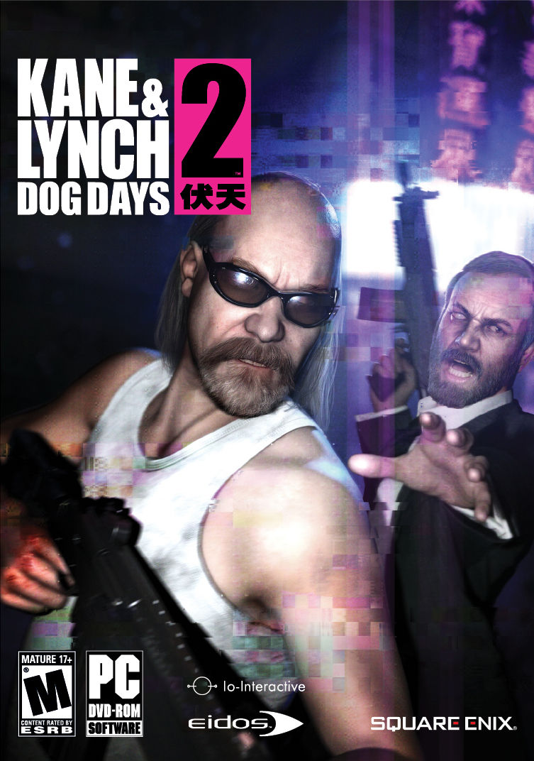 Kane & Lynch 2: Dog Days (Steam) RU/CIS