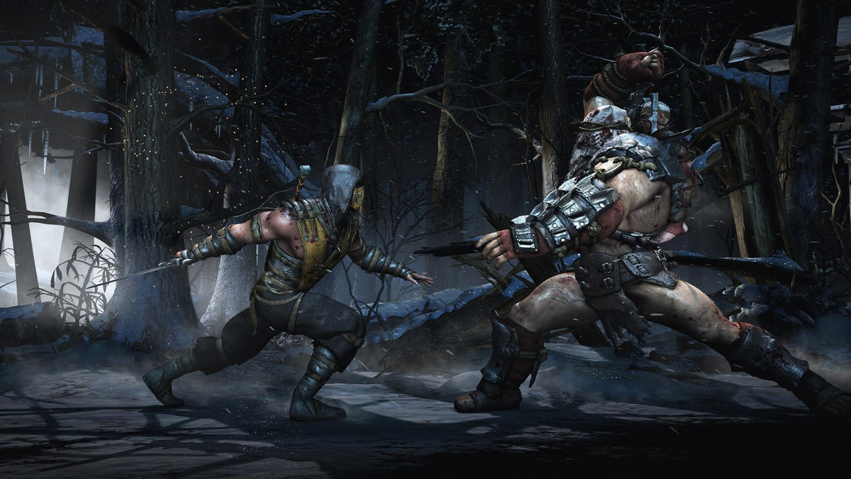 Mortal Kombat X (Steam) Region Free