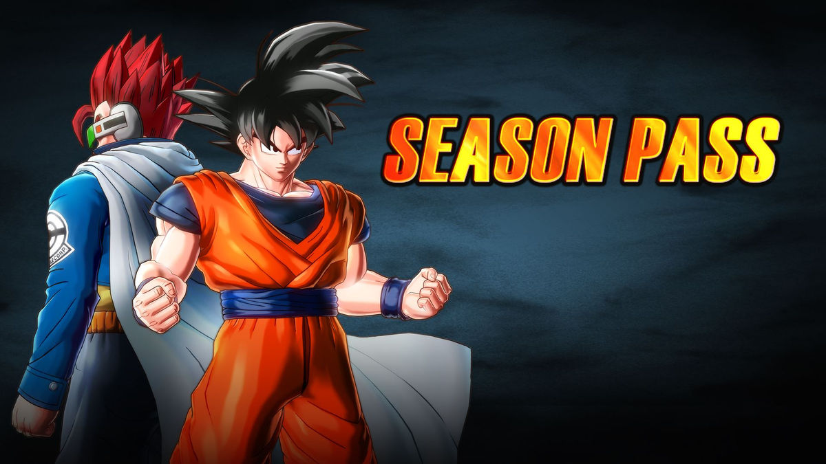 z Dragon Ball XENOVERSE Season Pass (Steam) + GIFTS