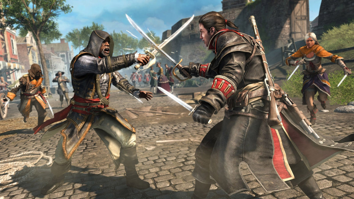 z Assassin's Creed Rogue Deluxe (Uplay) + BONUS