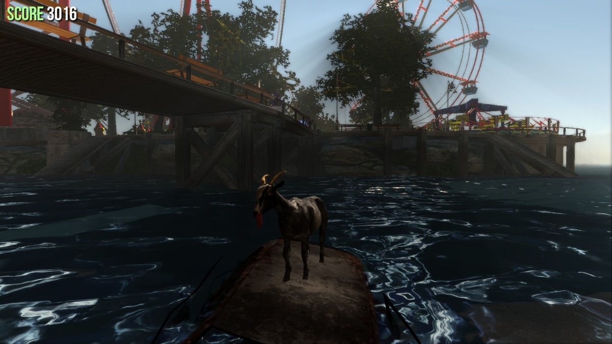Goat Simulator (Steam) RU/CIS