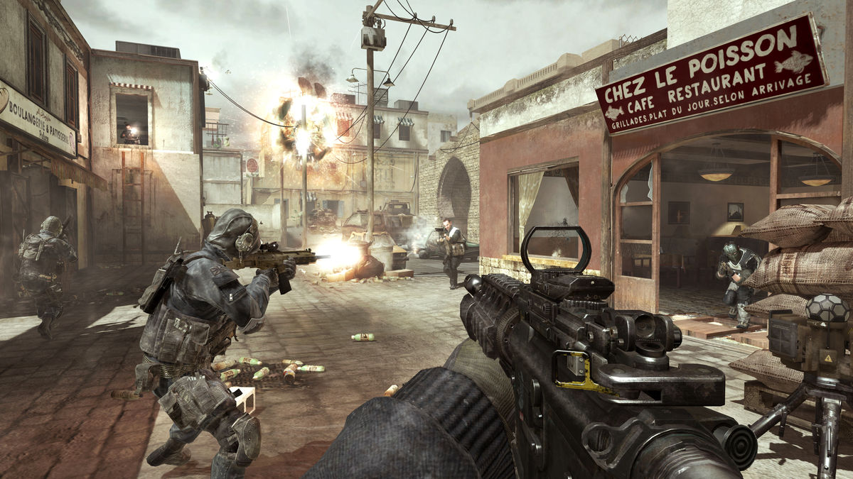 z Call of Duty: Modern Warfare 3 (Steam) + DISCOUNTS