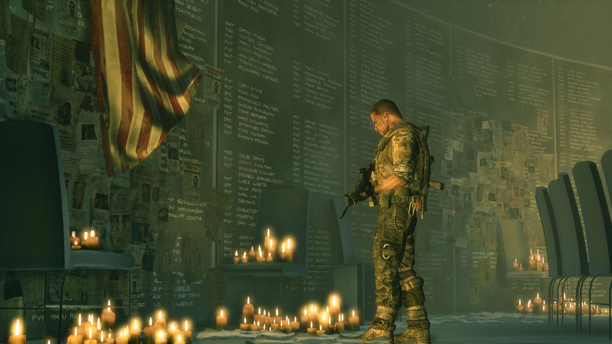 Spec Ops: The Line (Steam) RU/CIS