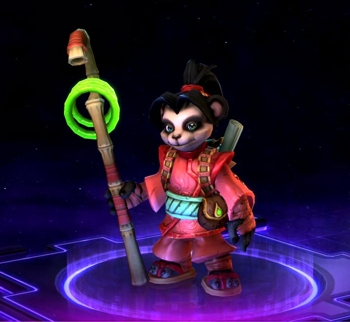 Heroes of the Storm - Li Li Hero (Battle.net)