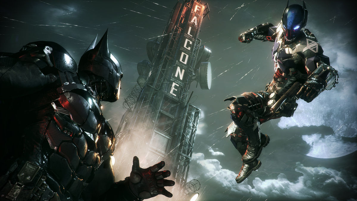 Batman: Arkham Knight (Steam) RU/CIS