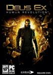 Deus Ex: Human Revolution (Steam) RU/CIS