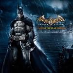 Batman: Arkham Asylum GOTY (Steam) Region Free