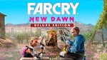 z Far Cry New Dawn Deluxe Edition (Uplay) RU/CIS