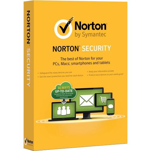 Norton Security 5PC 180 days (90+90) + bonus