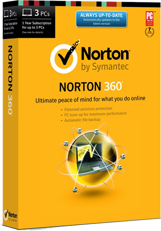 Norton 360 ™ 2018  3 months / 1 PC ORIGINAL