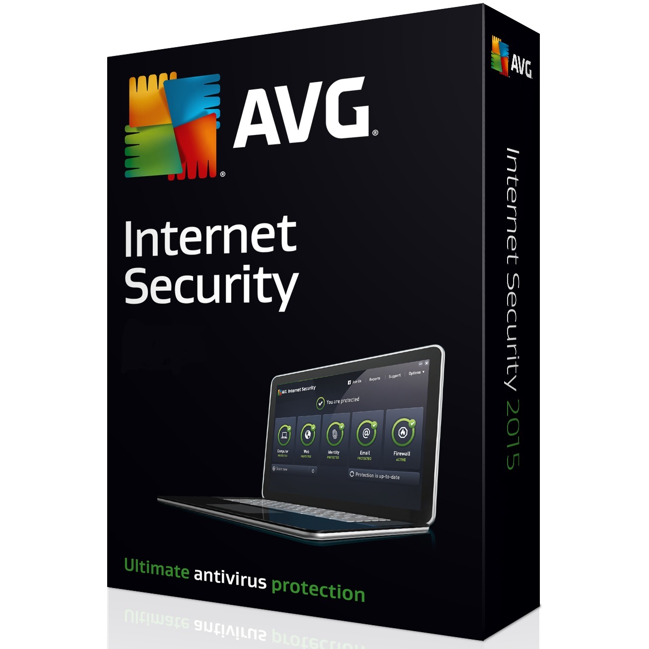 AVG Internet Security 2020 1 Year/ 3 PC key