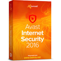 AVAST Internet Security 2017 - 2 year / 1 pc  license