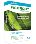 Webroot SecureAnywhere AntiVirus  key 220+ days / 1 PC