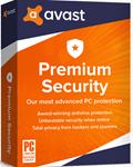Avast Premium Security ключ до 11 октября 2021