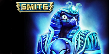 SMITE: RA GOD Alienware skin Exclusive Key
