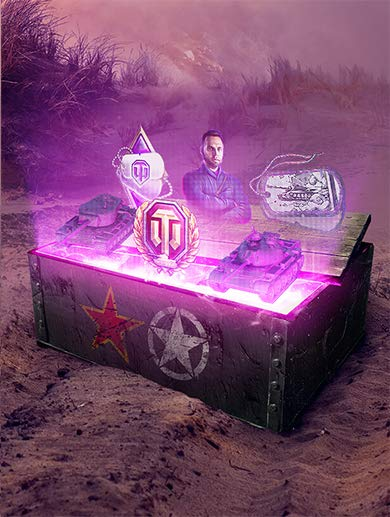 Twitch Prime Account World of Tanks Hotel / Warface