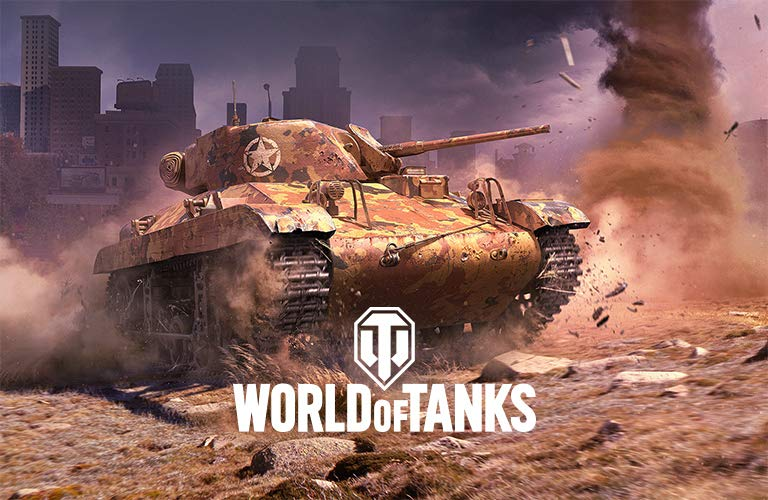Скриншот  6 - Twitch Prime World of Tanks Battle Pass / Apex / R6