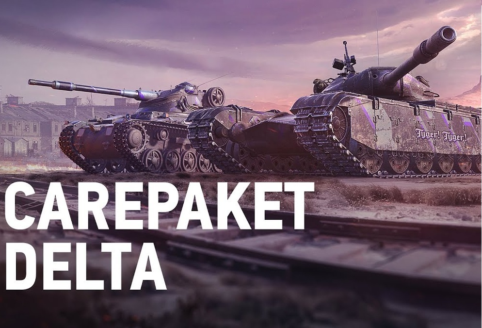 Twitch Prime Account World of Tanks Delta
